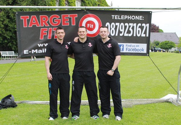 Target Fit at the Maynooth 10K